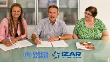 IZAR ACNUR-en kolaboratzaile Etiopian
