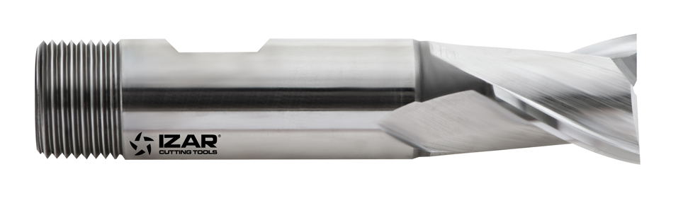 Izar 45116 Fresa para metal HSSE8/% Izar-STD.N serie larga 2Z AUTOLOCK 09,00 mm