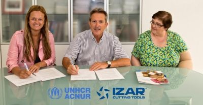IZAR cooperates with UNHCR in Ethiopia