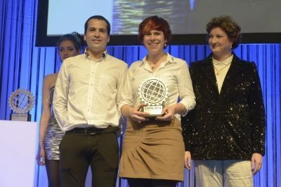 IZAR best responsible company in Cologne (EISEN 2014 CSR award)