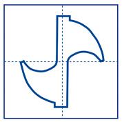 Izar 1010 Broca helicoidal cil/índrico 1010 hss din 338n di/ámetro 19.25