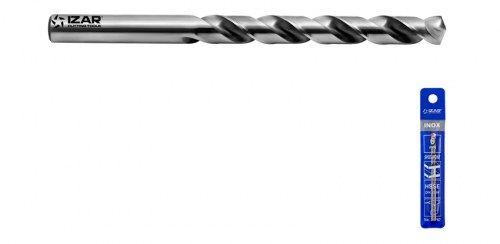 Broca para metal HSSE DIN338W INOX blister 4,20 mm Izar 55635